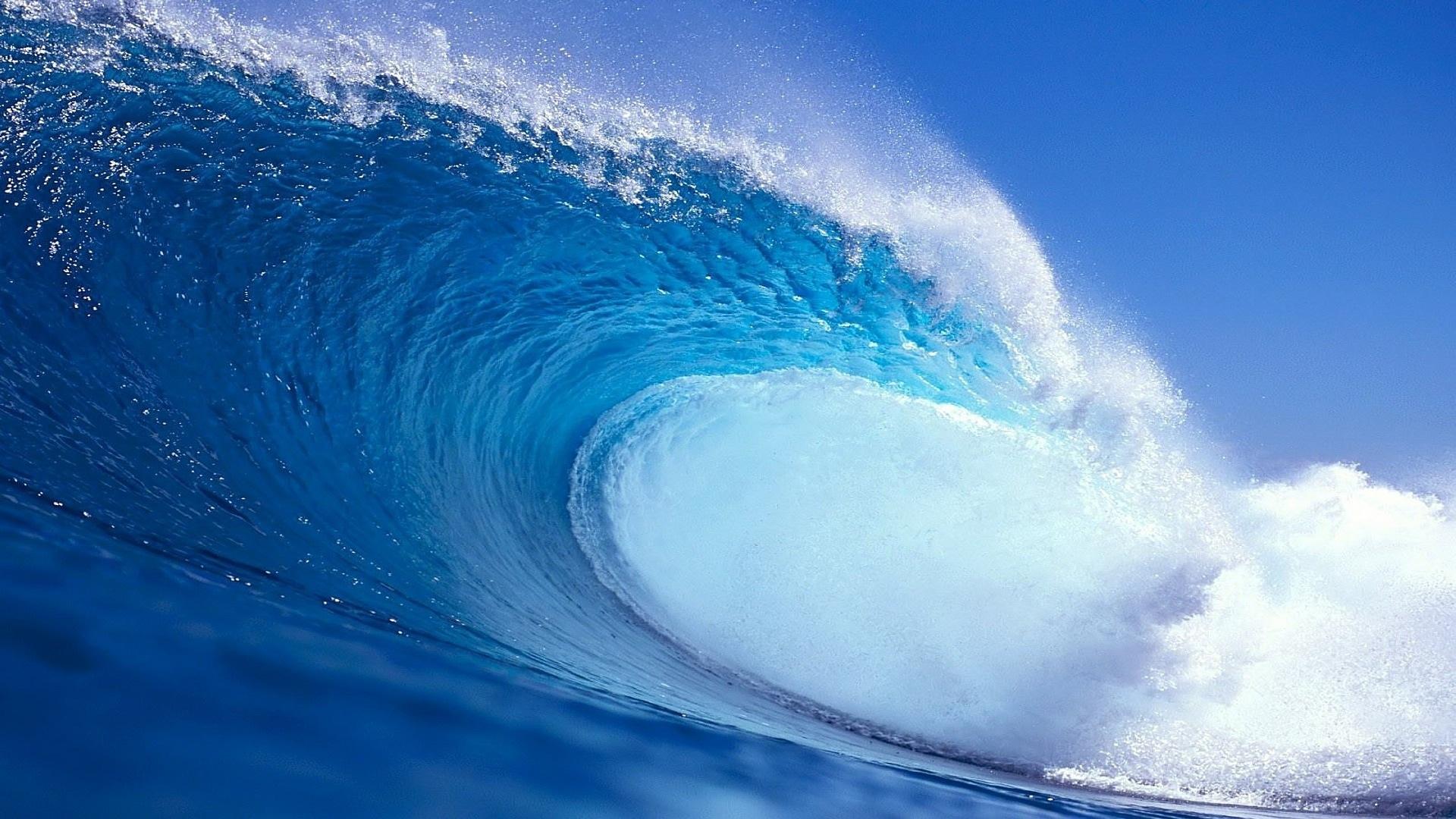природа волна радуга вода  № 1039544 бесплатно